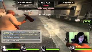 Lhunara Plays: L4D2 Beta - Mutation: Holdout