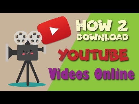 How to download youtube videos online | Without using any software