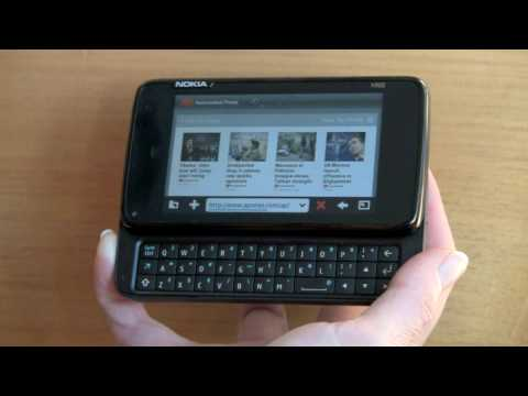 Nokia N900 Video Review