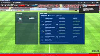Football Manager 2013   Arsenal Let's Play S03 E03 : League Starts (3D LIVE GAMEPLAY)