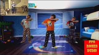Just Dance Kids 2 Webcam Are you Sleeping
