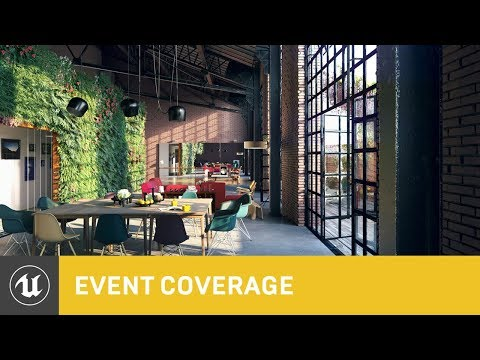 Digital Material With The Substance Tools | Unreal Fest Europe 2019 | Unreal Engine