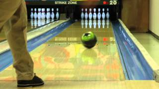 Pyramid Path Rising Bowling Ball Reaction Video Ball Review {vs} Path Origin