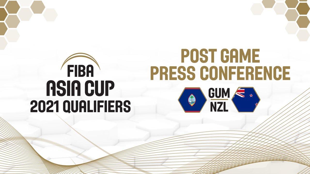 Guam v New Zealand - Press Conference