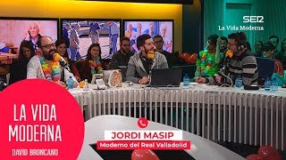 Jordi Masip es un MODERNO #LaVidaModerna