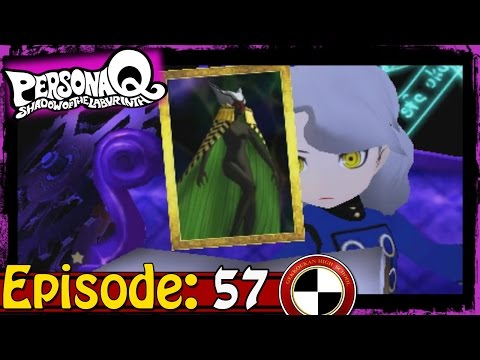 Persona Q: Shadow of The Labyrinth Ep 57: Skadi: Territorial disputes