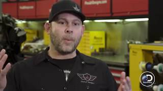 EXCLUSIVE: American Chopper Sneak Peek: Burning Rubber at PJD