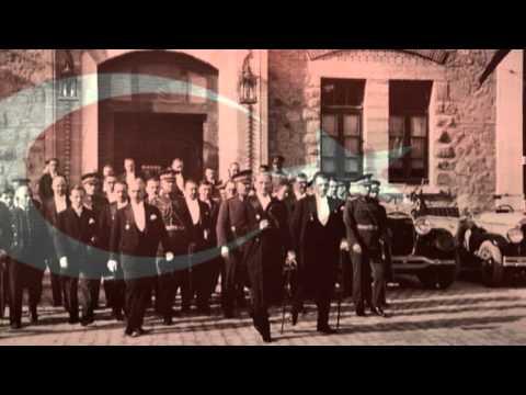 ON DOKUZ MAYIS MUSTAFA KEMAL VE GENÇLİK ŞARKISI  ( 19 Mayıs 1919 Ülküsü İçin )