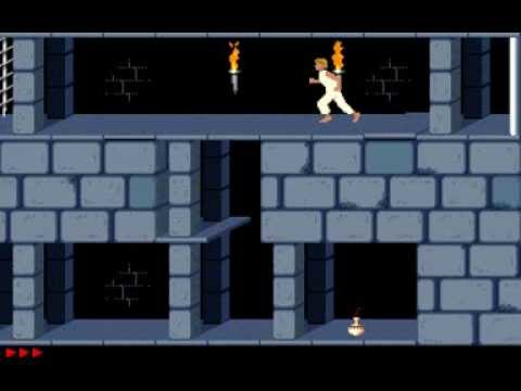Prince of Persia Longplay (Amiga) [50 FPS]