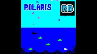 ポラリス / Polaris (First revision) Taito 1980 50210pts Player なび...