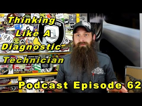 Thinking Like Automotive Diagnostic Technician