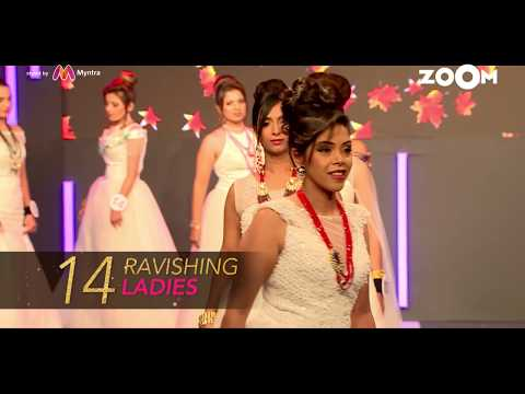 Femina Mrs. Stylista West - Battle of 14 Ravishing Ladies - 21st October Sunday 8:30pm