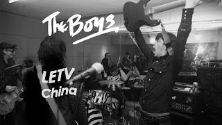 THE BOYS on LETV, China: First Time, Cop Cars, Sick On You