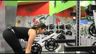 Muscle Strength Weight Training for Women Day 1