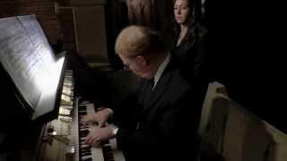 Organist John Scott play Mendelssohn