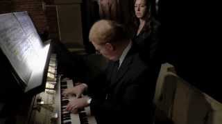 mendelssohns overture to st paul organist john scott church in brooklyn diocese