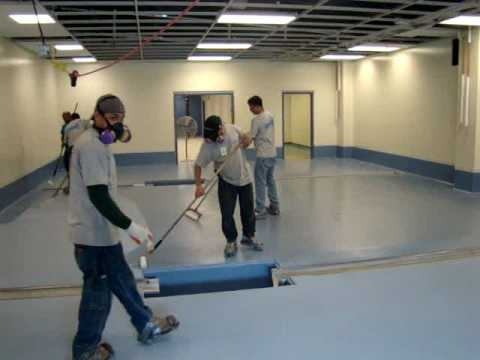 Meu Trabalho Epoxy Flooring Stonhard