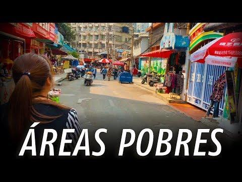 COMO É Uma Vizinhança POBRE Na China? ::: [FPV]