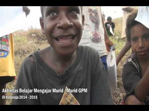 Video : Aktivis Gerakan Papua Mengajar