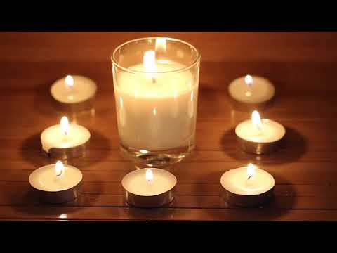 30 Minutes Of Relaxing Jazz Music And Candles