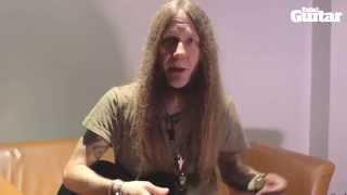 Me And My Guitar interview with Blackberry Smoke / Gibson Les Paul