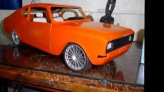 Moskvich Coupe 2140 1/10 Pt.1 Москвич купе