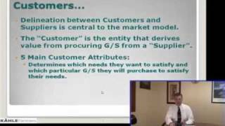 Vcast 8 - The Customer Supplier Relationship - Short Show