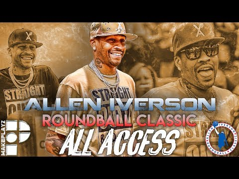 First Annual Allen Iverson Roundball Classic Makes History!
