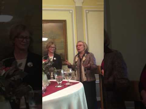 The Hon. Carolyn Bennett - Women in House 2017 Opening Remarks