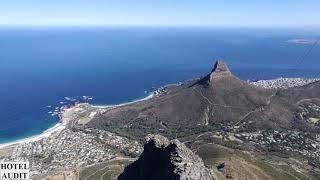 Южная Африка   Национальный парк Тейбл Маунтин   Столовая гора Table Mountain 1 1