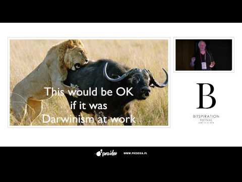 Bitspiration 2014: Death Valley - Why Silicon Valley is Broken (Keith Teare)