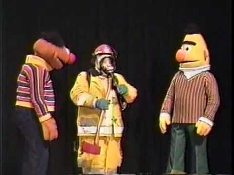 Sesame Street Fire Safety Show 1992