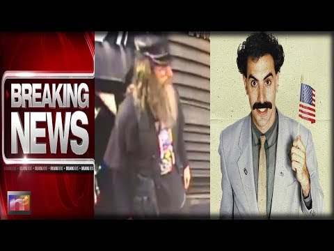 """BREAKING: """"BORAT"""" Tries HUMILIATING 2A Shop Owner and INSTANTLY REGRETS It When His Cover Was BLOWN"""