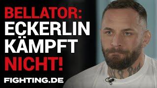 Bitter: Christian Eckerlin muss Bellator 269 absagen! - FIGHTING