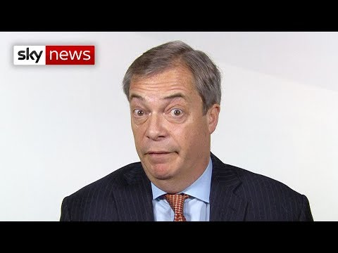 Nigel Farage on immigration: 'The days of employing cheap labour are finished'
