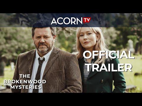 Acorn TV   The Brokenwood Mysteries Series 7   Official Trailer