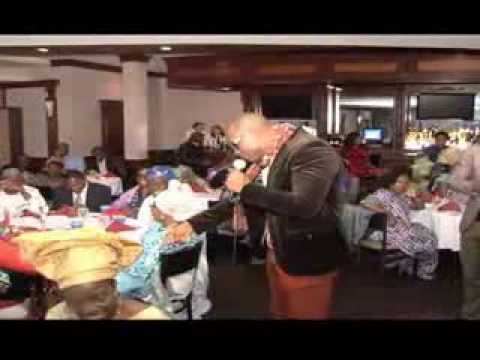 Download Comedy for Michael Baiyewu's Thanksgiving Party 11/23/12 Part I