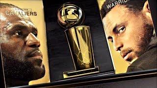 Warriors 2017 Finals: Game 1 vs. Cavaliers (6-1-2017)