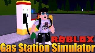 MÁM SVOJÍ BENZÍNKU!😂 | ROBLOX: Gas Station Simulator