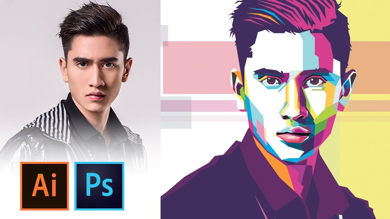 Wpap Tutorial Illustrator Photoshop Youtube
