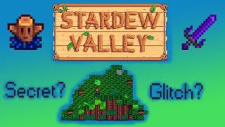 Stardew Valley - Glitched/Secret Area Found