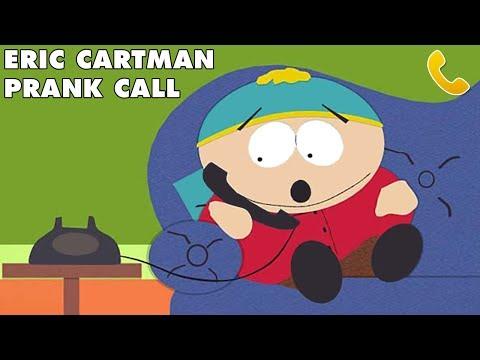 ERIC CARTMAN PRANK CALL