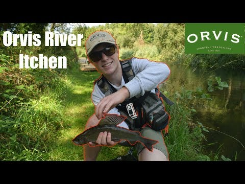 Orvis Itchen Abbots Worthy - Fly Fishing The Orvis River Itchen Beat