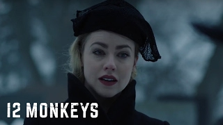 Cassie finds a way to infiltrate the Army of the 12 Monkeys by swin...