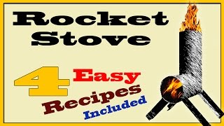 How To Cook on a Rocket Stove