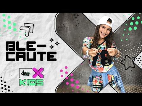 Blecaute -  Jota Quest ft. Anitta, Nile Rodgers - Coreografia | FitDance XKids