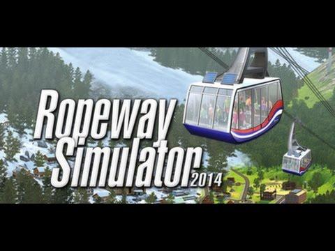 Ropeway Simulator 2014 Gameplay [PC HD] [60FPS]