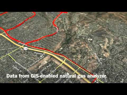 Porter Ranch CA Gas Leak