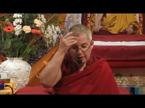 23/... - Le continuum sublime du mahayana (PEBA mod7 11.11.17) - Vén Chantal - Méditation guidée