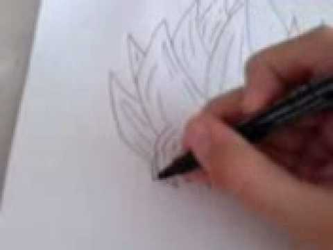 Como Dibujar a Goku  YouTube